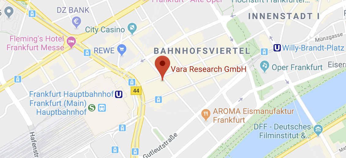 Vara Research Adresse Kontakt